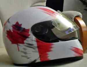 2 helmets  large and Xtra large