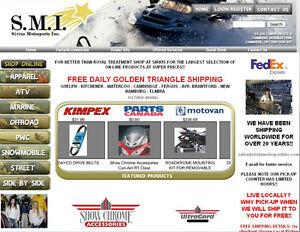 LARGEST SELECTION OF ONLINE SNOWMOBILE PARTS ANYWHERE
