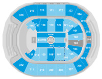 J. Cole 4 Your Eyez Only Tour - Section 105 2 Tickets