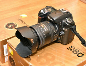 Nikon D80 with a Nikkor 16-85mm AS-F DX ED 3.5-5.6 lens