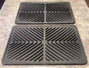 Dish Drying Rubber Mats