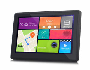 GPS Navigation with Dash cam for Car/Truck (Smart Truck Route)