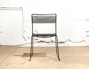 1x Vintage Spaghetti Chair by Belotti-Chaise Retro Italienne1980
