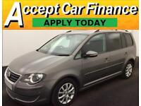Volkswagen Touran 2.0TDI ( 140PS ) ( 7st ) DSG 2009MY Match