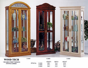 china wine cabinets, curios, hatches, buffets, bookcase