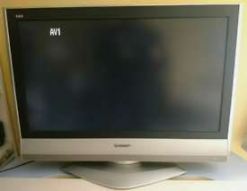 PANASONIC 32 Inch LCD TV - TX-32LXD60A Black/Silver. With remote*