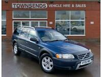 2006 Volvo XC70 SE 2.4 D5 AWD Geartronic 185 ESTATE Diesel Automatic