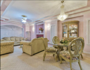 FOR SALE- LIVING ROOM FURNITURE AND DINING SET!!! - $3000