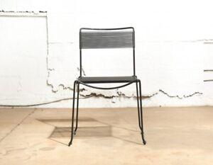 1x Vintage Spaghetti Chair-Chaise Spaghetti Retro Italienne1980