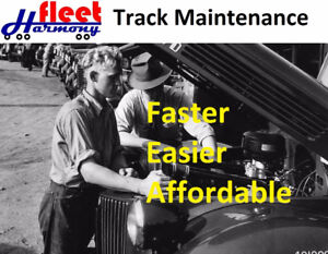 Save Time & Money Tracking Fleet Maintenance and Repairs