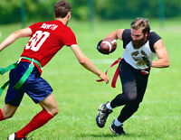 Saturday flag football league looking for players!