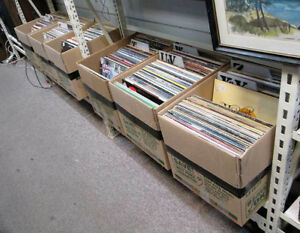 Cranbrook's best prices (AND biggest payouts!) for vintage LPs
