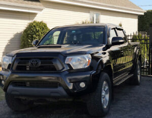 2013 Toyota Tacoma TRD 4WD Double Cab V6 Long Bed