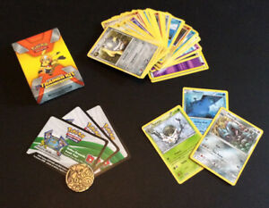 Pack cartes Pokémon