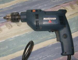 """Mastercraft 1/2"""" Hammer Drill"""