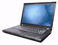 Refurbished Lenovo ThinkPad T400 Windows 10 Home Laptop