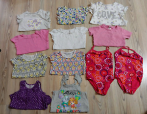 3T summer girl clothes