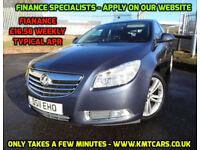 2011 Vauxhall Insignia 1.8I 16v VVT SRi - Service History - KMT Cars