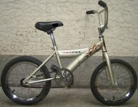 """Raceface BMX - with 16"""" tires"""
