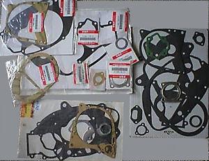 SUZUKI GT 50 GT50 - Motordichtsatz Dichtsatz Gasket kit