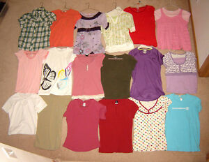 Tops, Pants, Shorts, Dresses, Swimsuits - sz 10, 10/12, 12
