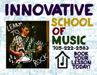 Music Lessons - We teach what YOU want to learn!