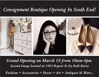 Grand Opening for Consignment Boutique!!