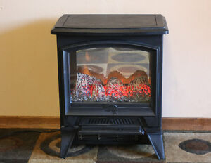 Dimplex Electric Wood STOVE HEATER SEE VIDEO Kitchener / Waterloo Kitchener Area image 1
