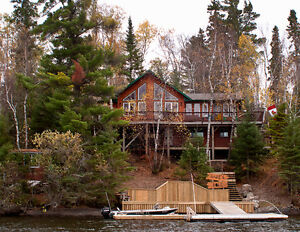 LAKE OF THE WOODS COTTAGE RENTAL