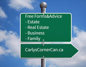 Legal Advice ,Free Online Forms London Ontario image 1