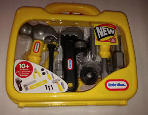 NEW!! Unopened, Little Tikes My First Toolbox