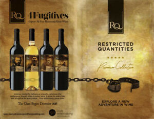 4th 2019 RQ Restricted Quantities now available at Hops N Grapes