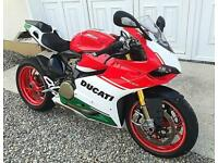 DUCATI 1199S PANIGALE - STUNNING - HIGH SPEC - 1 OWNER - 4,000 MILES - PX