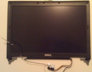 "Dell Latitude D620 D630 14.1"" LCD Screen assembly"