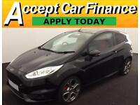 Ford Fiesta 1.6 ( 182ps ) EcoBoost 2014.FROM £59 PER WEEK.
