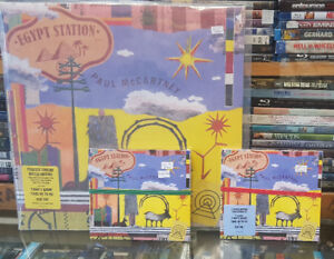 """New Paul McCartney Record and CD """" Egypt Station """" are for sale"""