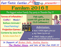 FamJam 2016 at the CLE Coliseum!