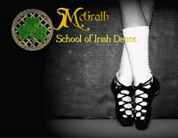 Irish Dance Solo and Ceili Dancing