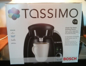 Bosch Tassimo T20 Home Brewing System