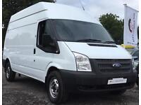 2013 Ford Transit 2.2TDCi ( 125PS ) ( EU5 )T350 LWB HITOP**NO VAT**51K MILES**
