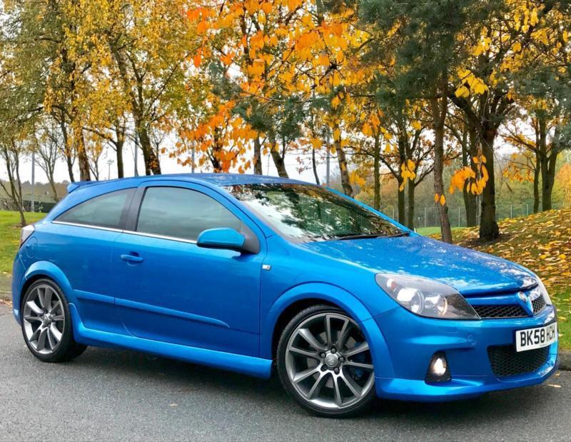 Vauxhall Astra 2.0 VXR Turbo Arden Blue Low Miles PX | in ...