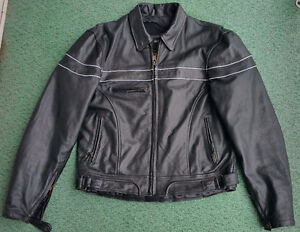 'Cruiser' Motorcycle Jacket XL