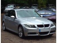 2007 BMW 3 Series 2.0 318d M Sport 4dr 6