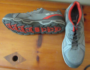 Steel Toe Running Shoes Mens size 10 1/2- 11