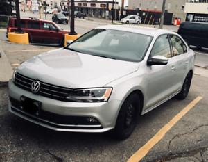 2016 Volkswagen Jetta Trendline Sedan