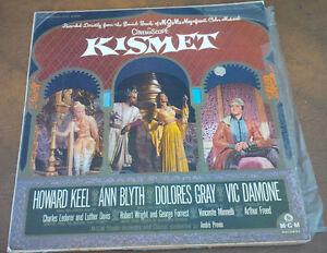LP: Kismet Sound Track 1955