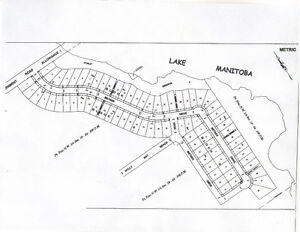 Lakefront or lakeview lots for your new home or cottage
