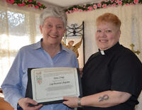 Chaplain training - wedding officiant class online May 30, 31