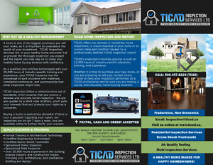 Home Inspections by Michael Gallant, AT, CET - TICAD.ca