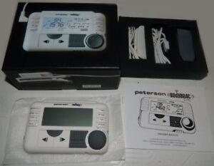 Metronome Peterson Bodybeat Sync Wireless Unused